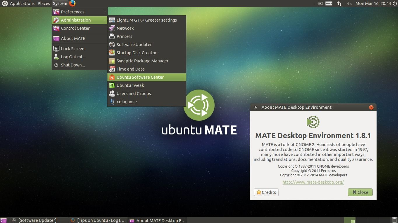 install gnome desktop ubuntu server 16.04
