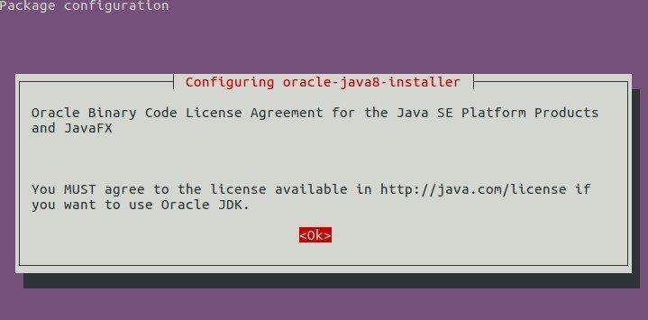 ubuntu 16.04 jdk install ile ilgili görsel sonucu