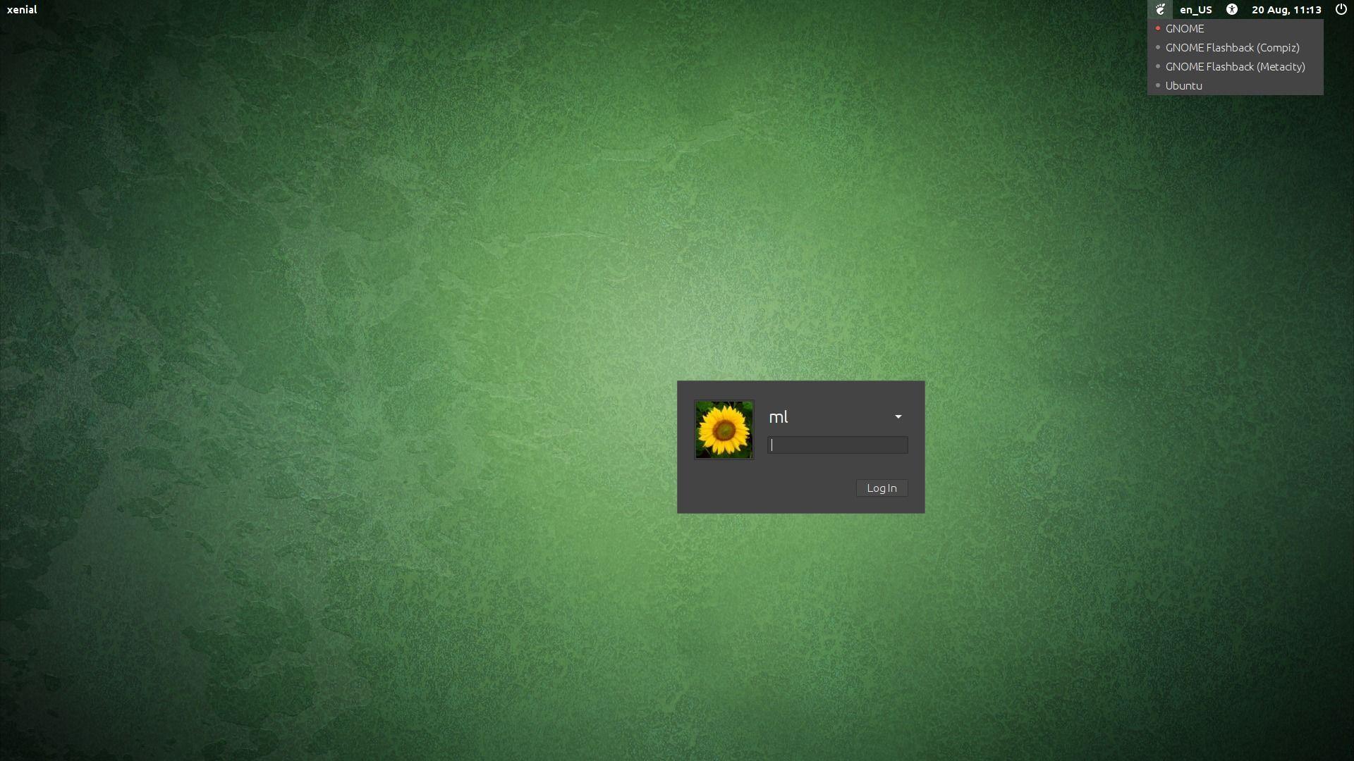 How to Change Login Screen via GTK Themes in Ubuntu 16 04
