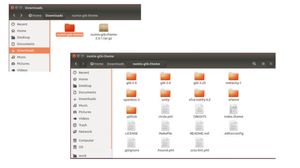 How to Install GTK and Icon Themes in Ubuntu 16 04 [beginner guide]