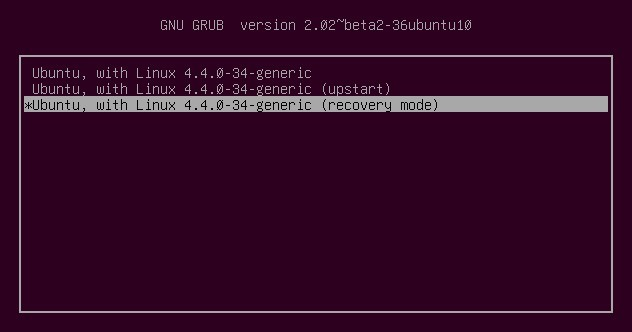 How to Reset Forgotten Passwords in Ubuntu 16 04 - Tips on