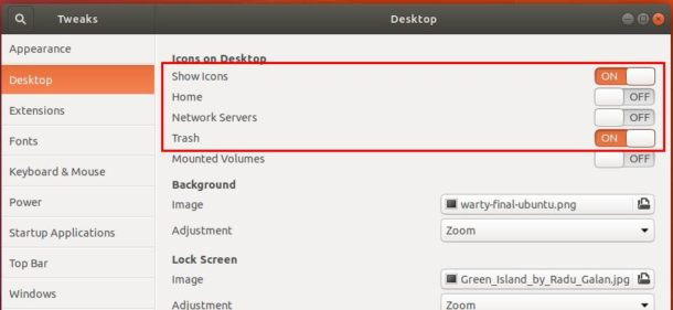 disable-desktopicons