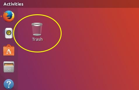 Quick tip remove trash icon from ubuntu 1710 desktop tips on ubuntu open ubuntu software app search for and install gnome tweaks a simple graphical tool for configuring gnome 3 desktop stopboris Choice Image