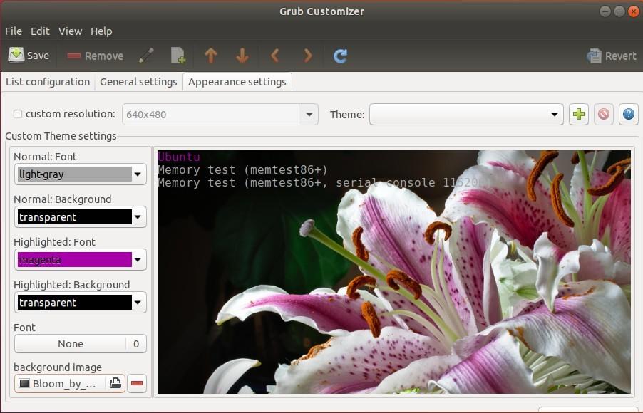 How to Install Grub Customizer in Ubuntu 18 04 LTS - Tips on Ubuntu